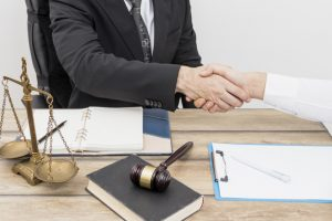 At the legal level, communication with lawyers is crucial